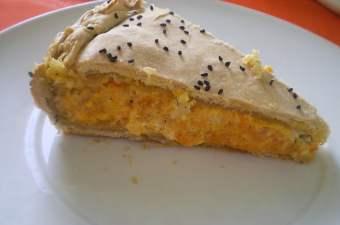 Kolokythopita Pumpkin Pie
