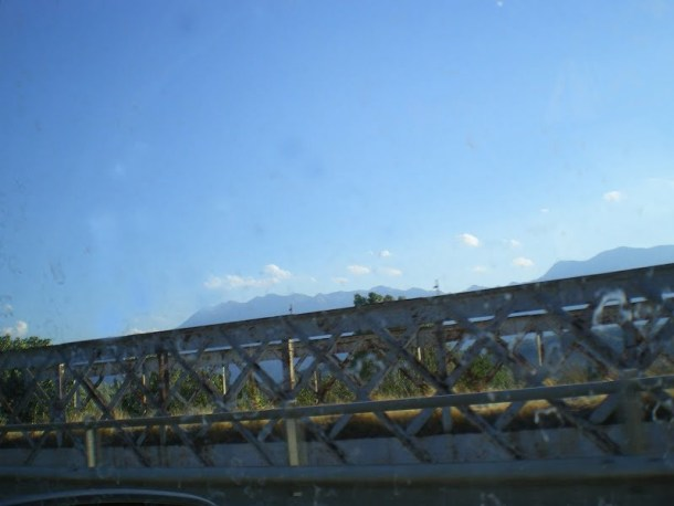 Olg bridge of Evrotas river image