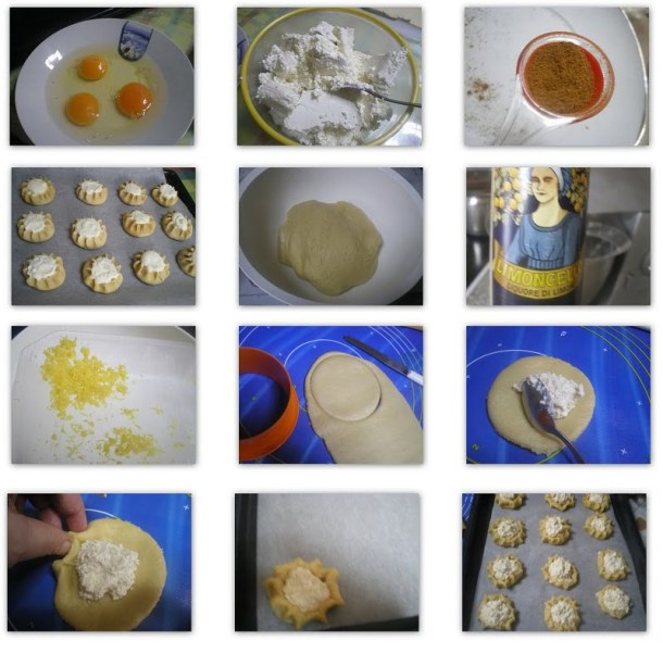 Collage Lihnarakia ingredients image
