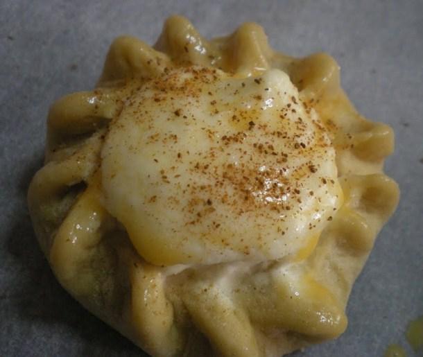 Lychnarakia before baking photo