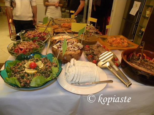 Food for the feast of St. George image 3