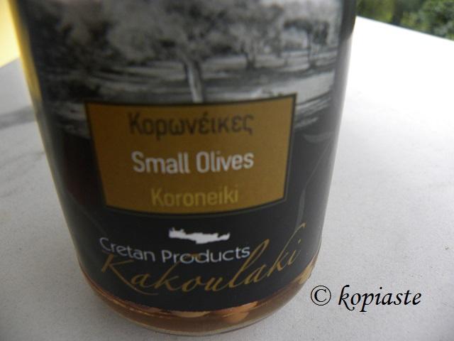 Koroneikes olives
