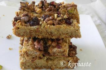 Announcing Creative Concoctions #3 and Healthy Olive Oil Honey Oatmeal Bars