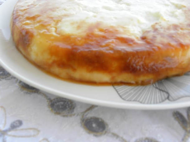 yzogalo caramelized rice pudding image