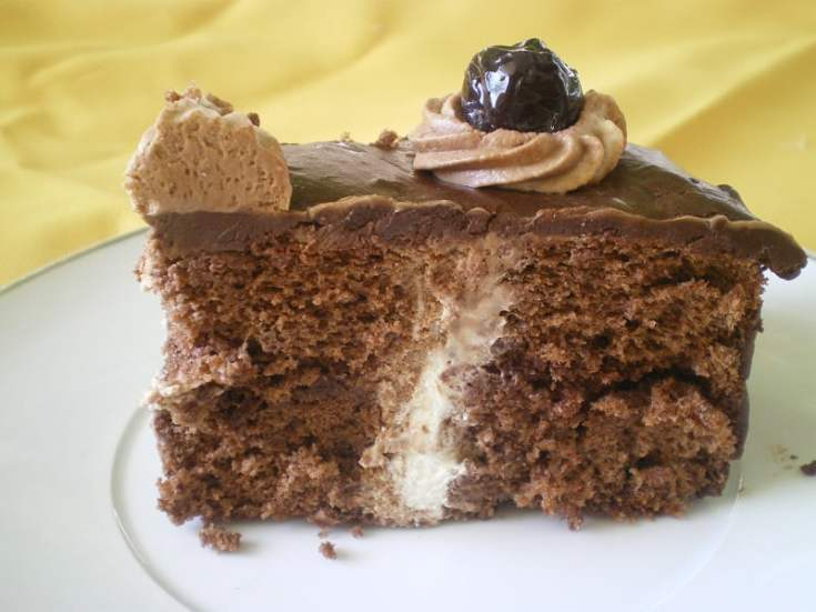 Julie and Julia and The Ultimate Chocolate Cake