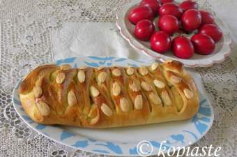 Braided Tsoureki image