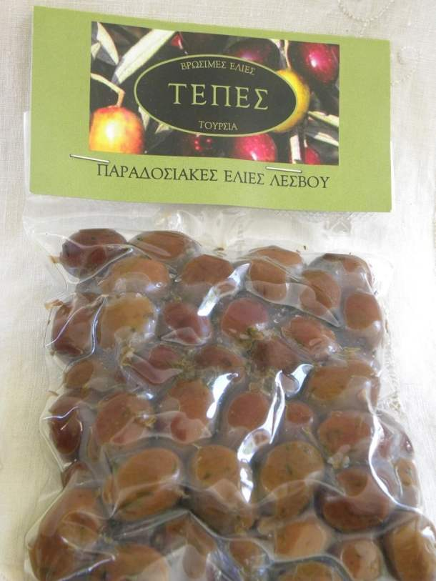 Tepes olives image