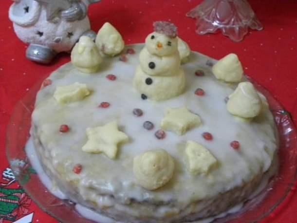 Christmas Cake 2013 3