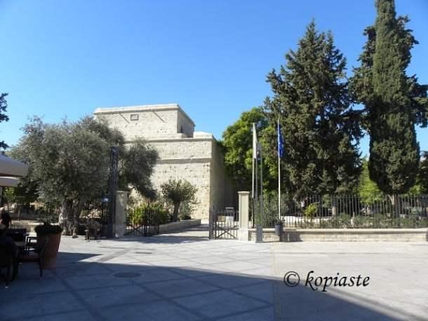 Castle of Limassol