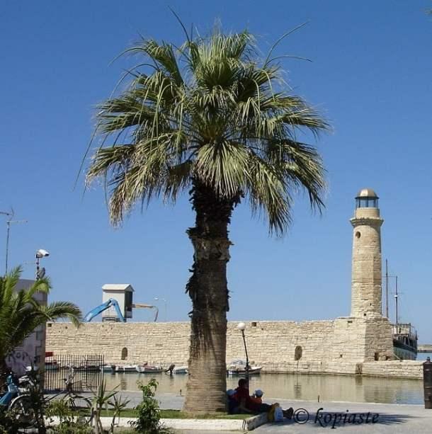 Rethymno lighthouse