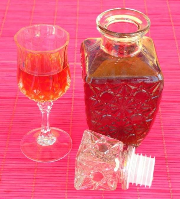 Cherry Pit Liqueur photo