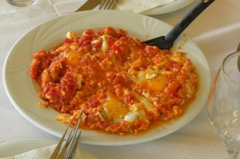 Hot Kagianas with Eggs image
