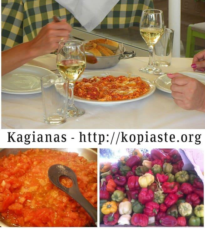 cooking kagianas