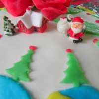 How to make Sugar Paste or Rolled Fondant
