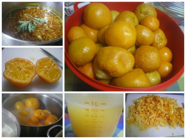 Collage marmalade