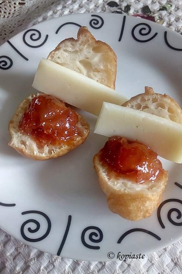 loukoumades with loquat jam2