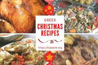 Collage Christmas Recipes image