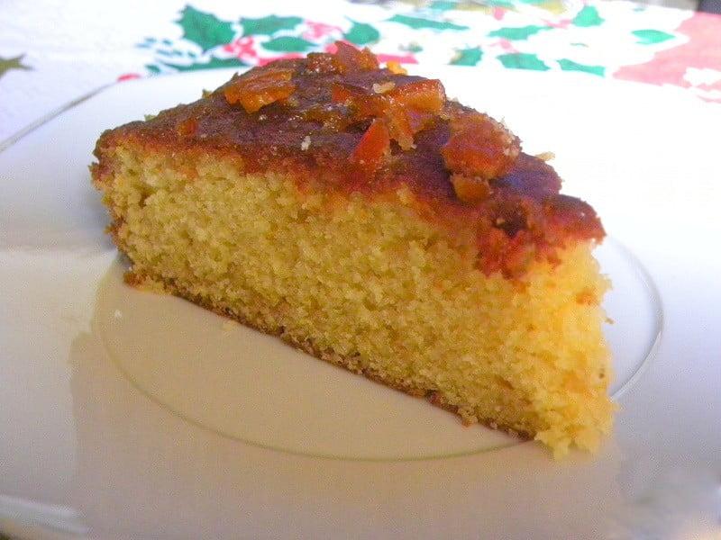 Mandarin Cake2