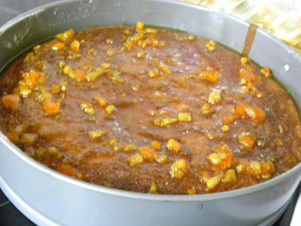 Marmalade Recipe Coffee Cake