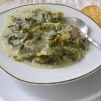 Pork Fricassee