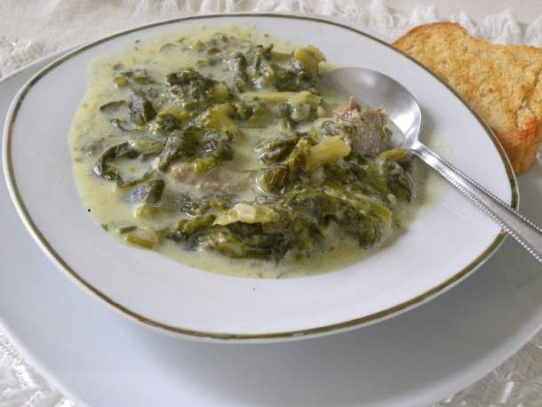 Fricassee with Lettuce image