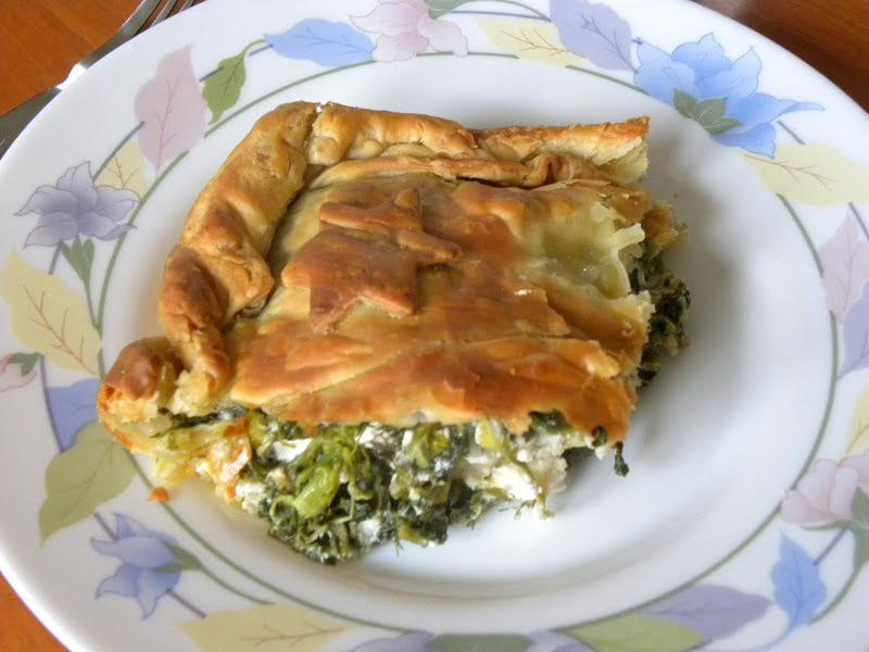 How to Make the Perfect Greek Spanakopita with Video