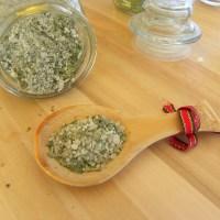 How to Make Gourmet Sea Salt