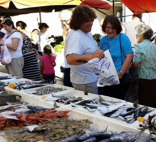 Farmers market Nafplio image