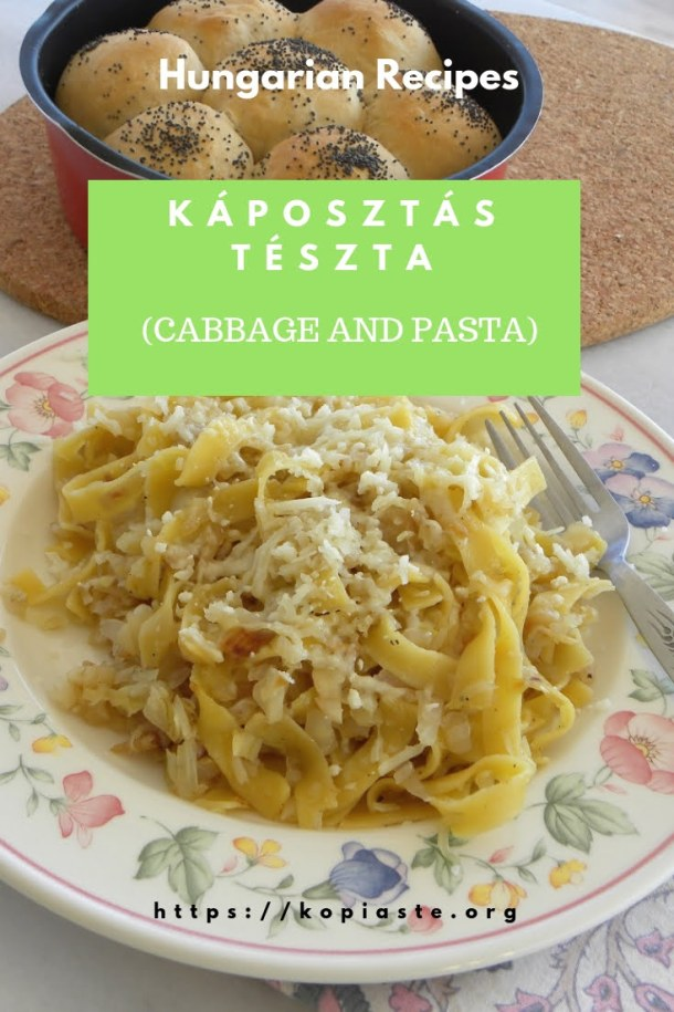 CABBAGE AND PASTA IMAGE