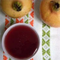 Easy Homemade Pomegranate Syrup