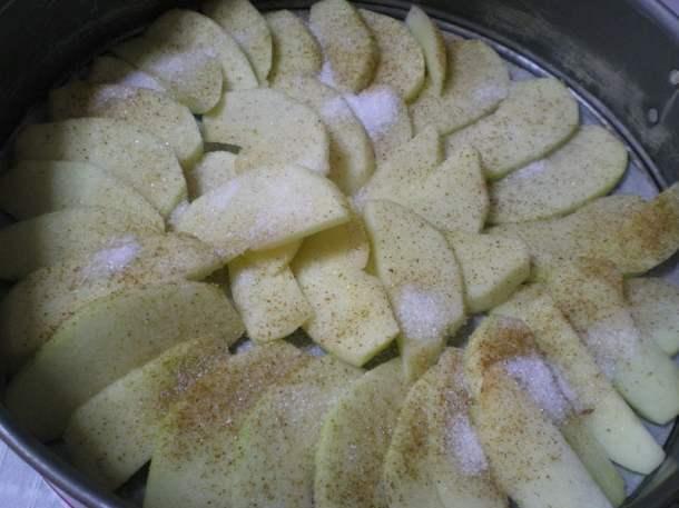 apples cut image