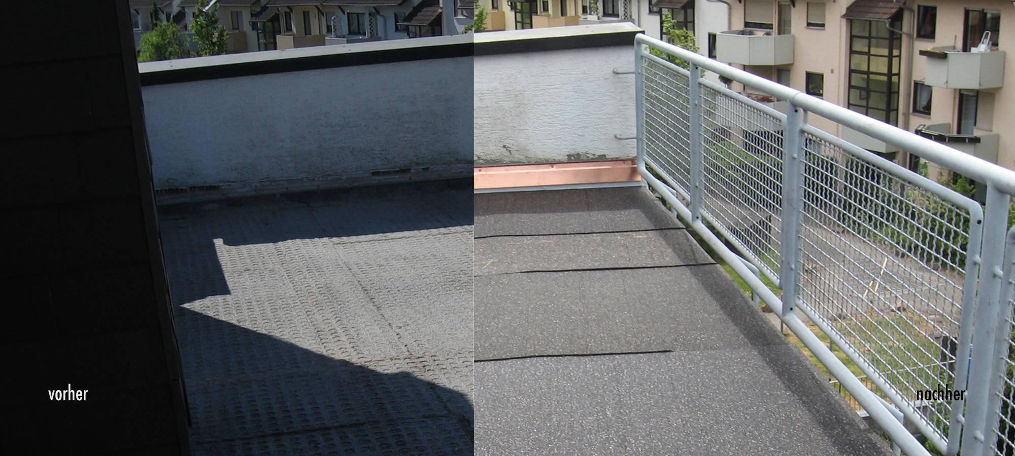 Gallery Of Kopp Bedachungen Balkonverkleidung Metall