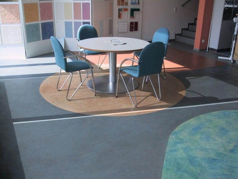 Vernice Antipolvere Per Pavimenti In Cemento Pittura per cemento con effetto antipolvere