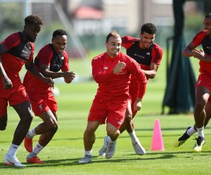 Shaqiri sends clear message to Klopp over keeping him on the bench