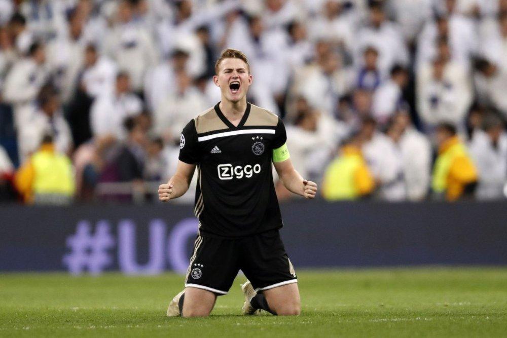 Van Gaal Advises Klopp Target Matthijs De Ligt To Join One