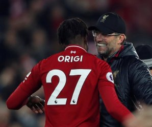 'He is back on our landscape': Klopp says Liverpool forgotten man is back in favour