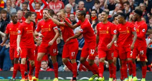 Liverpool 5 Hull City 1