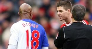 Diouf & Gerrard