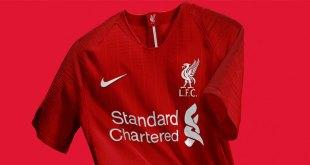 Nike Liverpool Kit