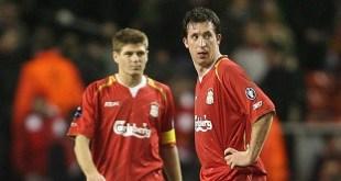 Robbie Fowler & Steven Gerrard