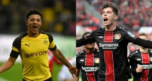 Jadon Sancho & Kai Havertz