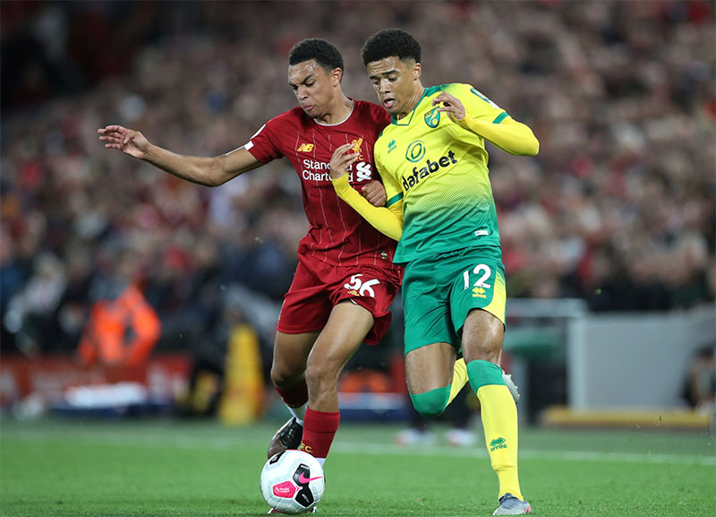 Norwich name high asking price for Liverpool-linked defender