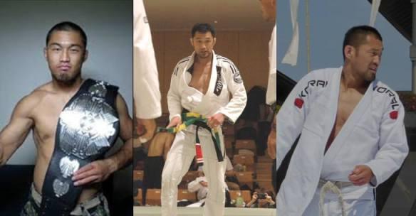 石毛大蔵 コラルジャパンファイトチーム
