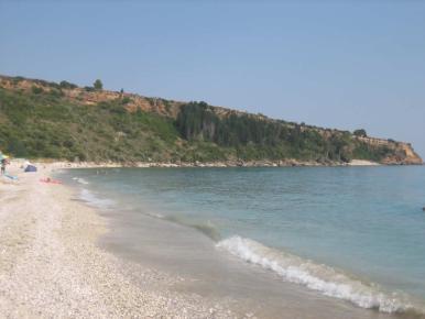 Lourdas-beach