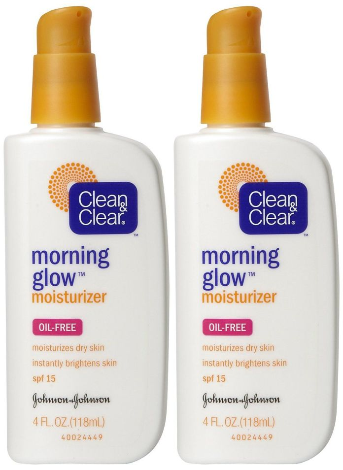Clean & Clear Morning Glow