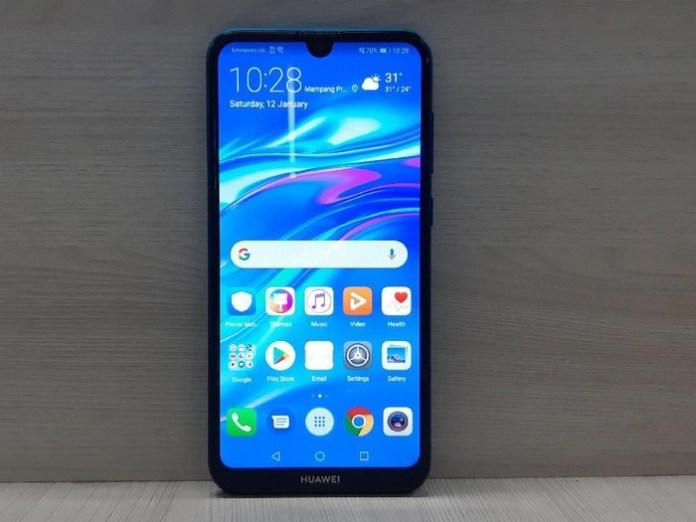 Huawei Y7 Pro Harga Rp 2.9 Juta Rupiah