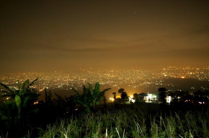 Puncak Bintang di Bandung