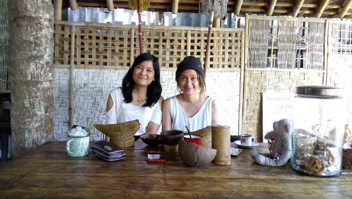 Nasi Tekor Khas Bali