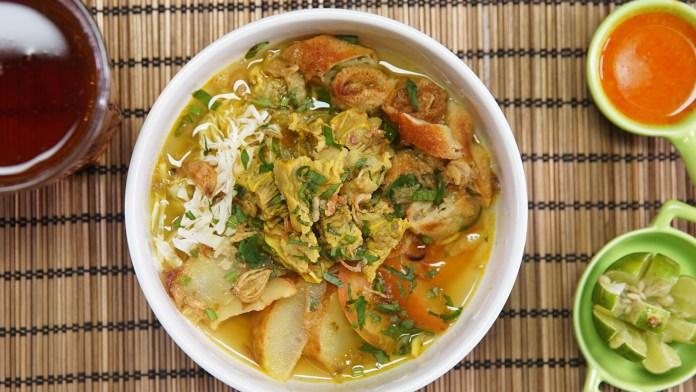 Makanan Khas Bogor yang Paling Mantul Favorit Wisatawan