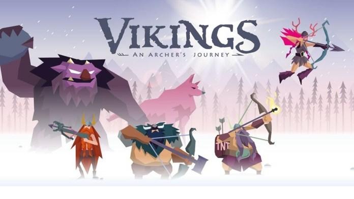 Vikings : An Archer's Journey